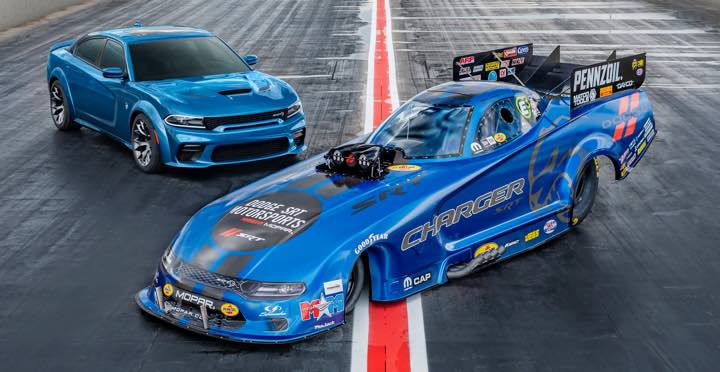 2019 Dodge Charger Funnycar